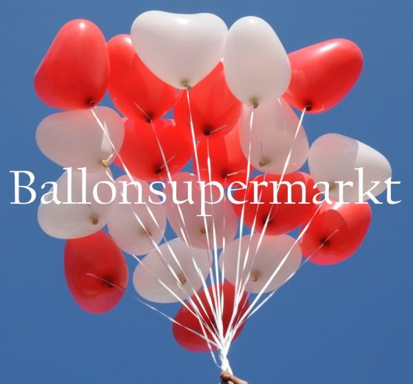 Ballons und Helium