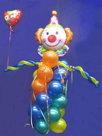 Kein Karneval ohne Luftballons