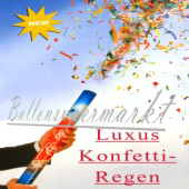 Luxus Konfetti Regen Konfettikanone Party