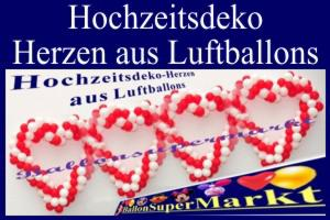 Hochzeitsdeko-Herzen-aus-Luftballons-zur-Autodekoration-Hochzeit