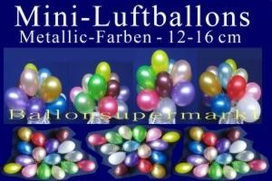 Mini-Luftballons-Metallic-Miniballons-Latexballons-in-Metallicfarben