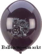 Halloween Luftballon aus Latex